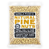 Natural Pine Nuts - Gorilla Food Co. USA
