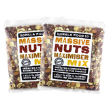 "The ""Maximizer"" Premium Mixed Nuts Raw Unsalted"