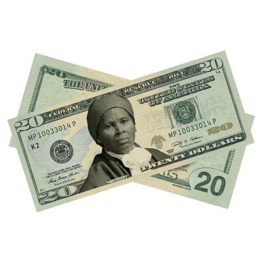 Harriet Tubman Commemorative Bills - PropMoney.com