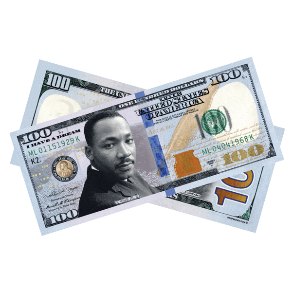Martin Luther King Jr. Commemorative Bills
