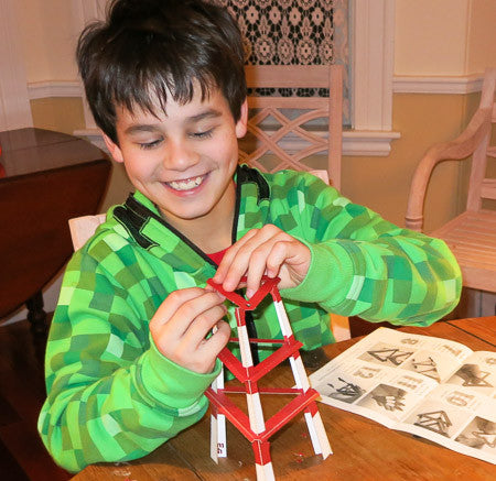 Aidan shows us how to build Sutro Tower