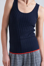 Marcel Wide Rib Knit Top