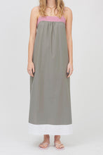 On the Patio Sundress - KHAKI