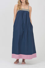 On the Patio Sundress - NAVY