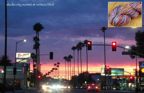 AlohaBlu - Studio City Sunset at Ventura Blvd