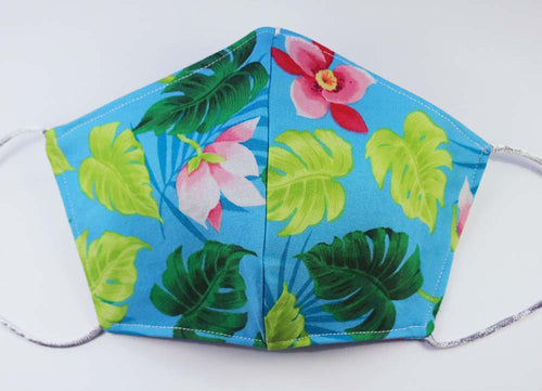 MASK: Teal in the Tropics #3 - Medium