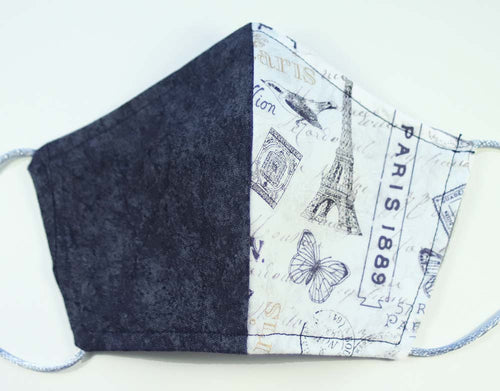 MASK: Paris Patchwork - Small