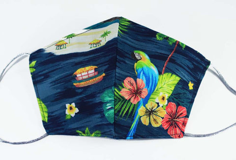 ISLA Project Bag - Handmade zipper bag - knitting bag - craft bag