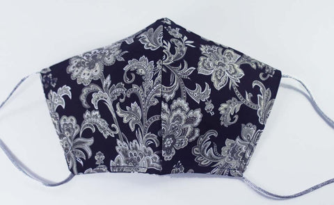 MASK: Paisley Elegance #2 - Medium