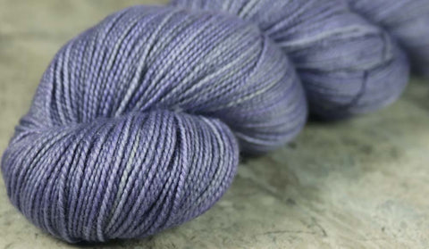 VIBRANCY AT THE PLANTATION: SW Merino-Nylon - Hand dyed Variegated sock yarn