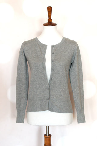 Grey Zippered Pocket Shirt