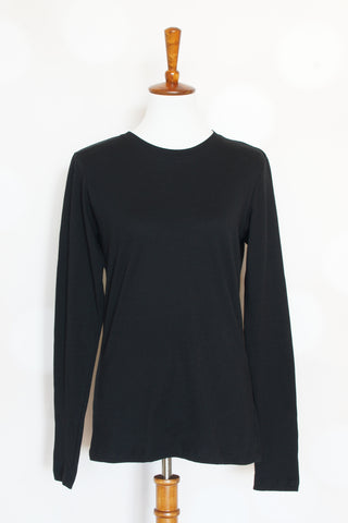 Black Sweater with Buttons