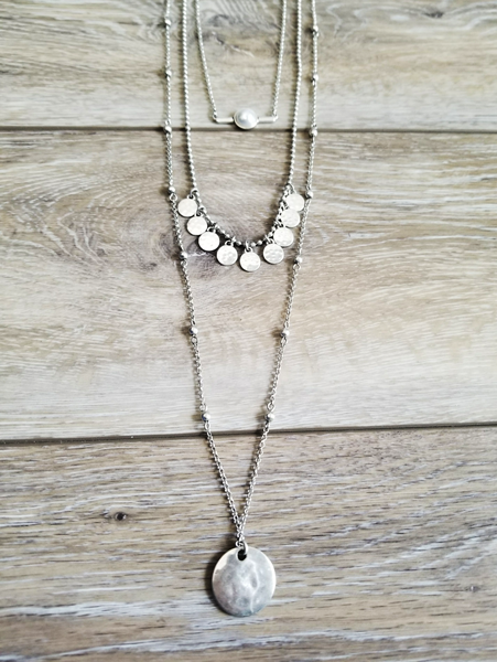 Lucky Layers Necklace - Grandir Fashions