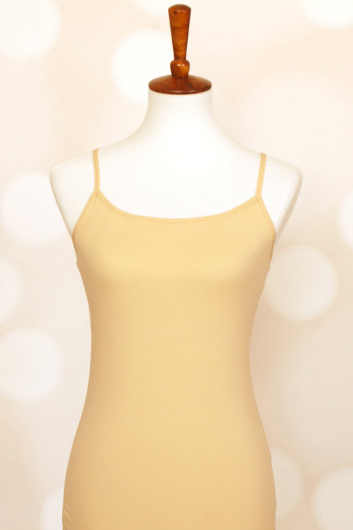 Jersey Cotton Cami - Grandir Fashions