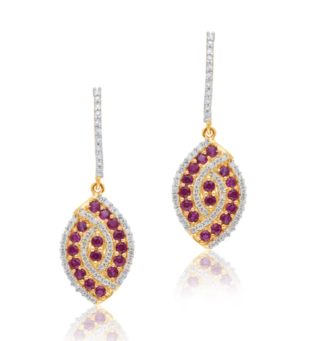 Must-Have Rubies— Jewelry and Folklore