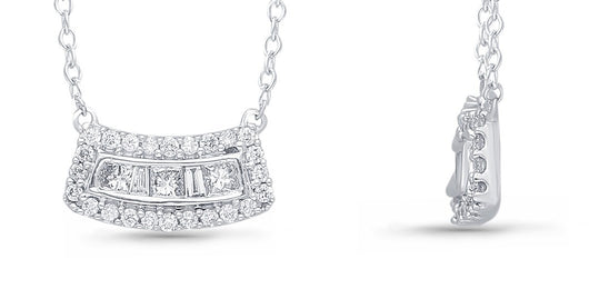 White Gold Diamond Legendary Necklace
