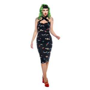 'True Love' Pencil Dress