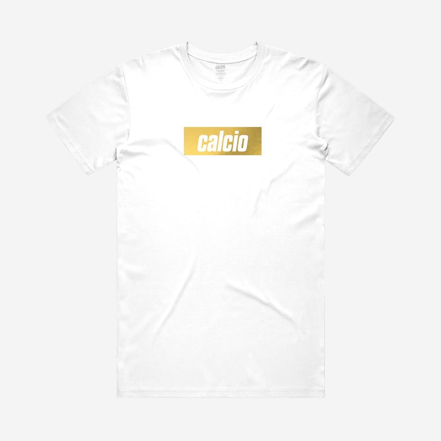Gold Box Logo Tee