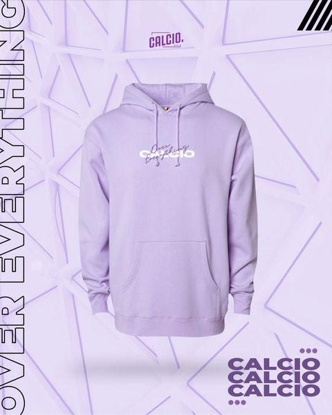 Calcio over everything Hoodie
