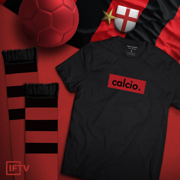 Red Calcio Tee