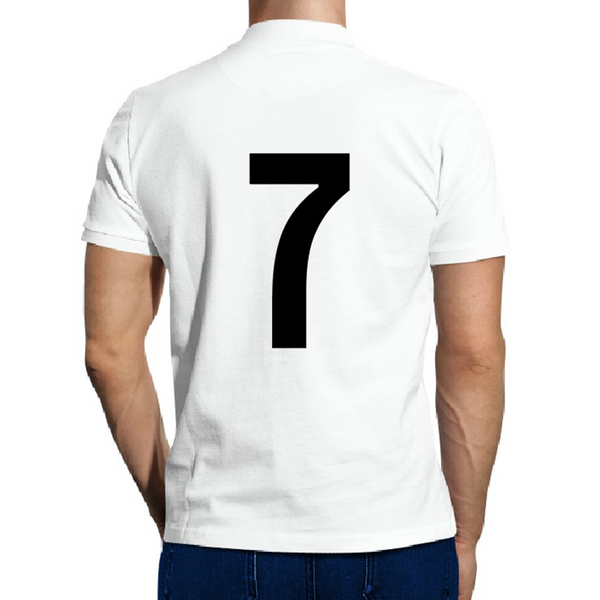 Limited edition #7 Calcio Shirt