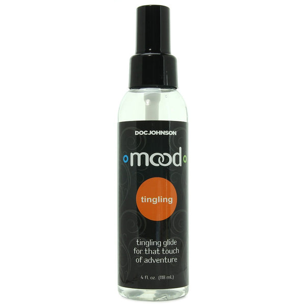 Mood Tingling Lube in 4oz/113g