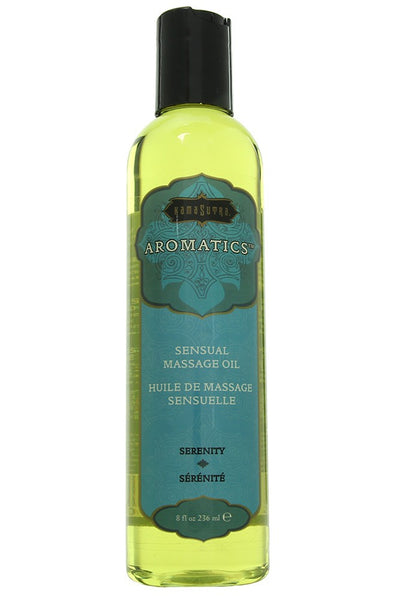Aromatics Massage Oil 8oz/236ml in Serenity
