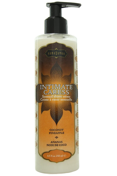 Sensual Shave Creme 8.5oz/250ml in Coconut Pineapple