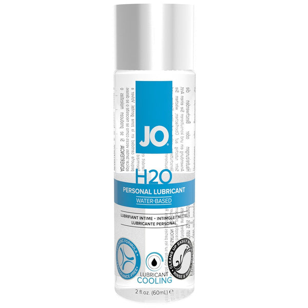 H2O Cool Personal Lubricant in 2oz/60ml