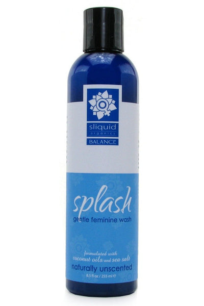 Splash Unscented Feminine Wash 8.5oz/255ml