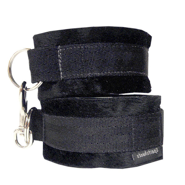Soft Cuffs in Black