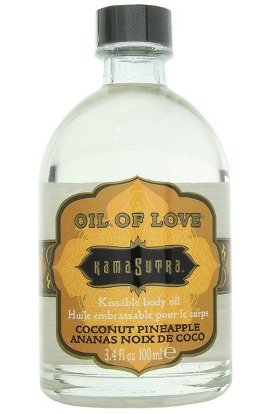 Oil of Love 3.4oz/100ml in Coconut Pineapple