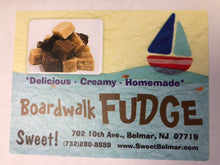 Boardwalk Fudge - Milk Chocolate with Walnuts