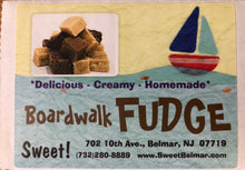 Boardwalk Fudge - Maple Walnut