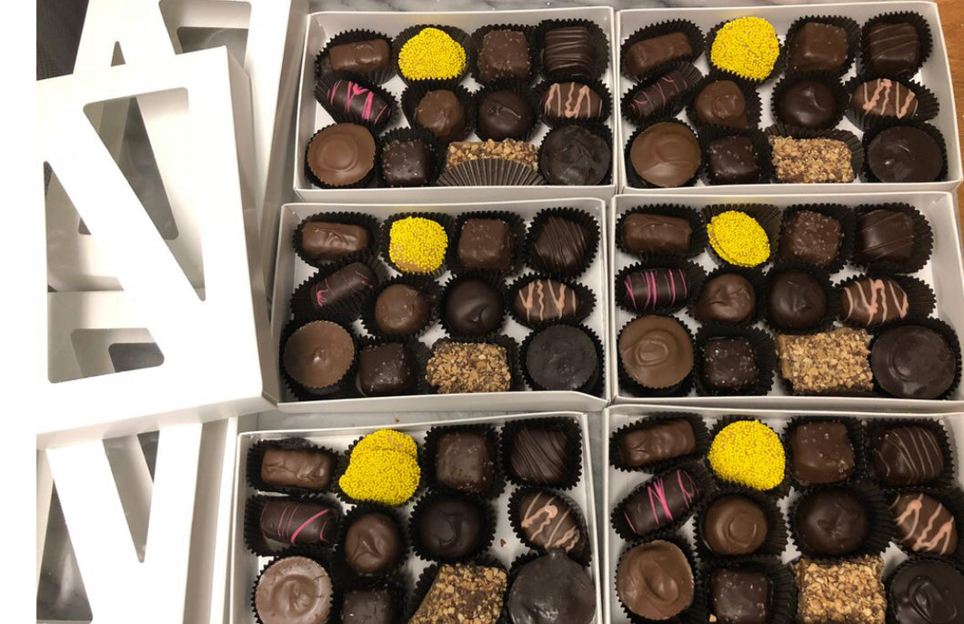 **St. Rose Fundraiser** - 12 pc. Assorted Chocolates Box