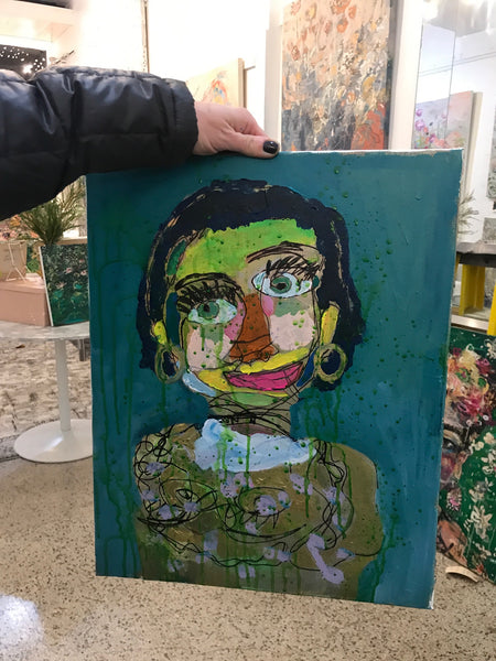 Workshop: Abstract Faces, September 6