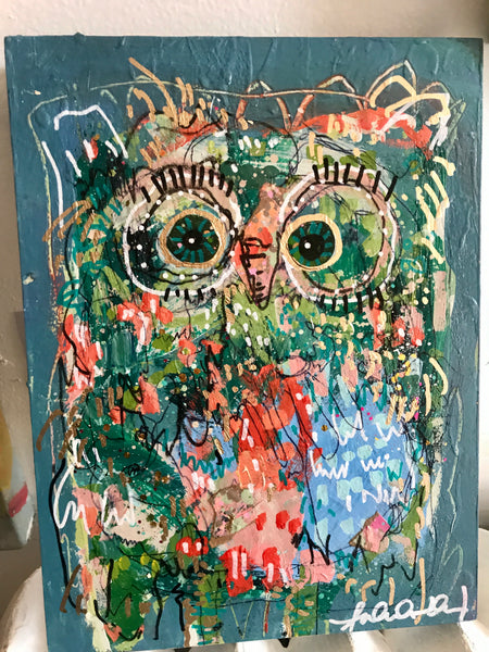 Workshop: The Owls are Here! Fri Dec 27, 6-8