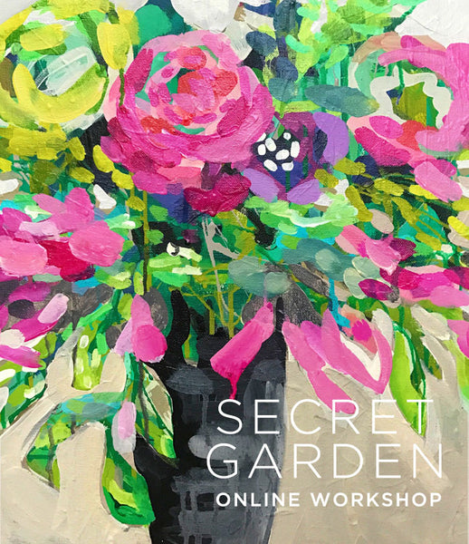 Online Course: The Secret Garden