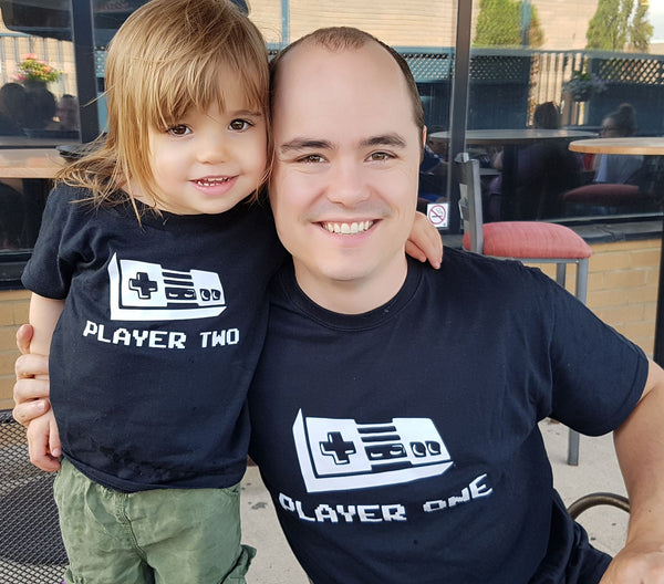 Player One Player Two