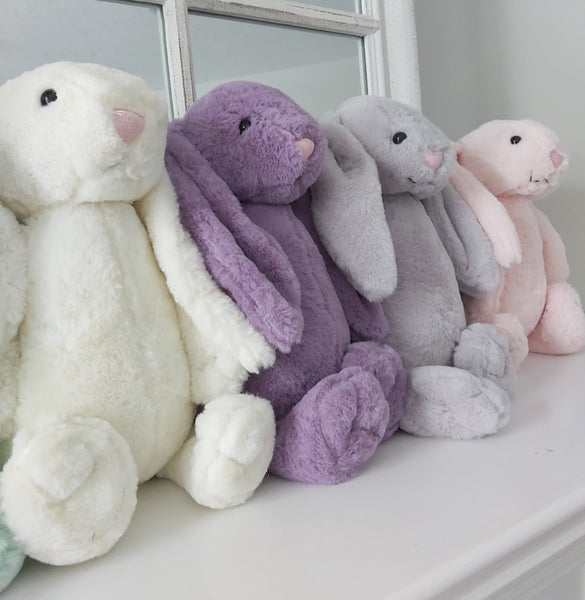 Personalized Bunny Plush