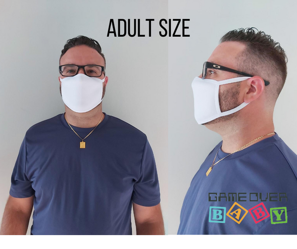 Adult and Kid Masks - Non Medical Grade