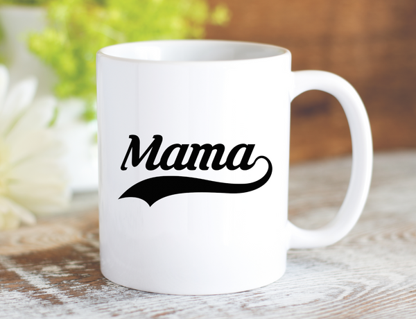 MAMA Mug - Dishwasher Safe