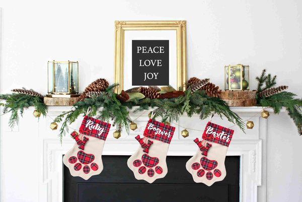 Pet Stocking - Personalized