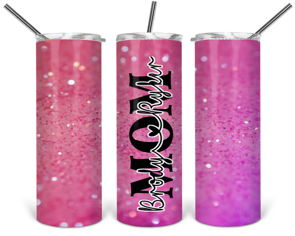 Personalized Tumbler - 20oz