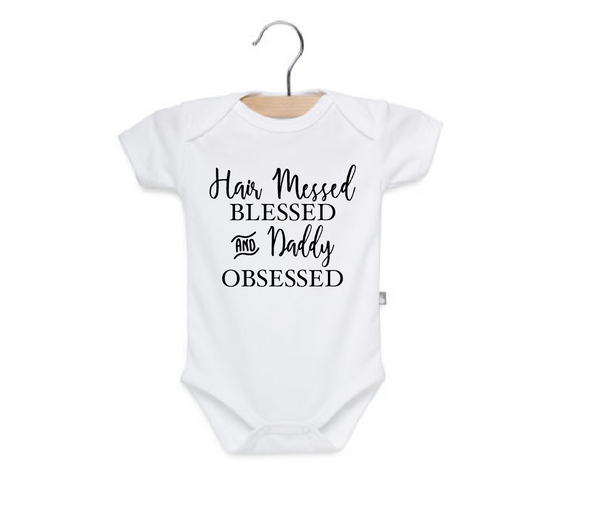 Daddy's Girl Onesie. Father's Day Gift. New Dad Gift. Hospital Outfit