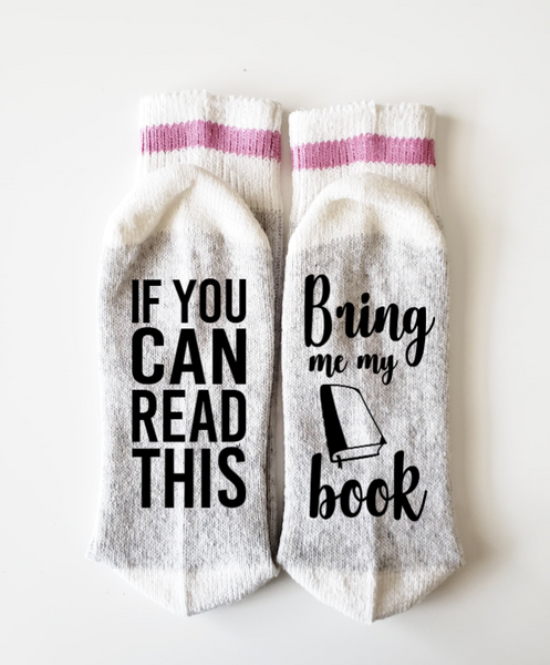 Book Socks