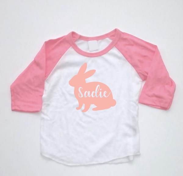 Easter Shirt Personalized