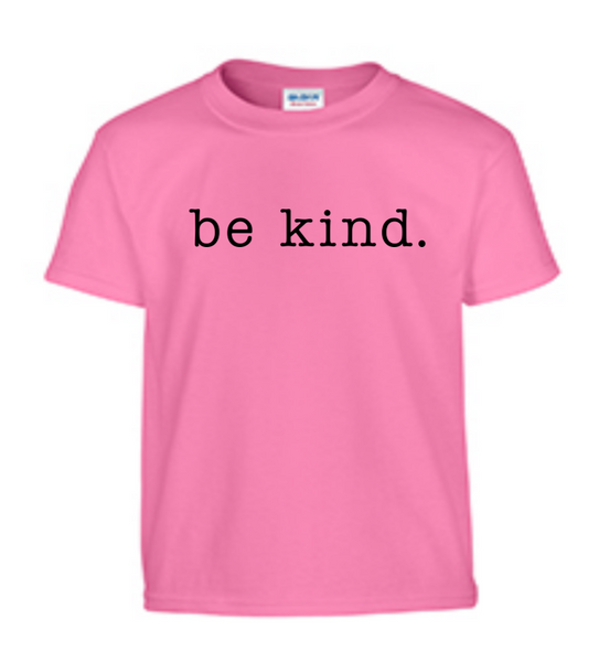 School Staff ONLY Pink Shirt Day - Be Kind
