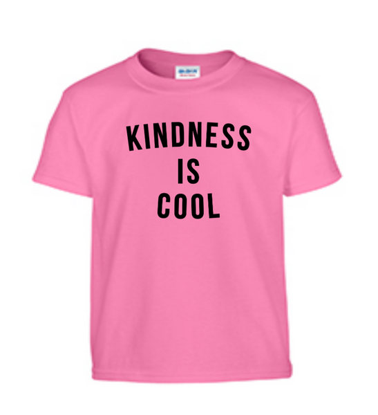School Staff ONLY Pink Shirt Day - Kindness Is Cool