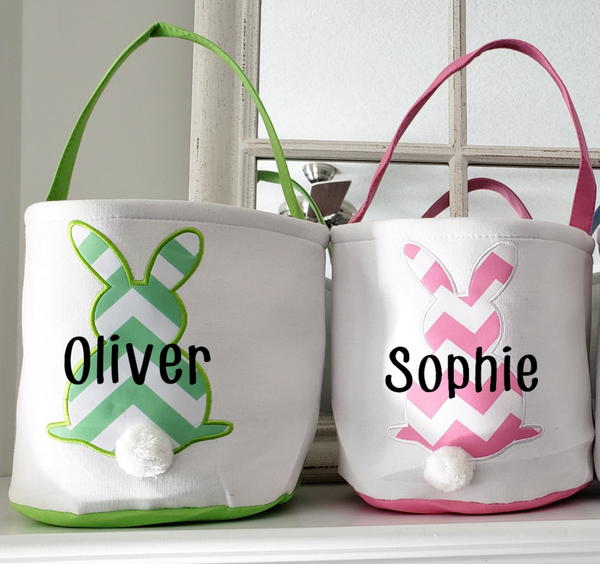 Personalized Easter Basket